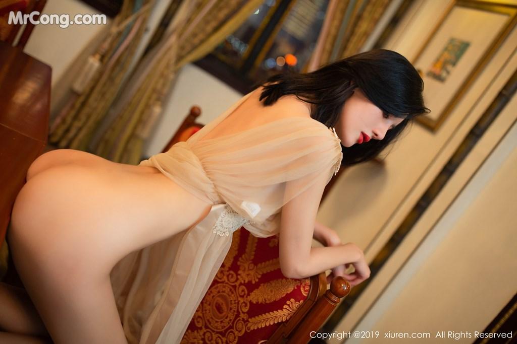 Image XIUREN-No.1668-Jiu-Shi-A-Zhu-A-MrCong.com-016 in post XIUREN No.1668: Jiu Shi A Zhu A (就是阿朱啊) (67 ảnh)