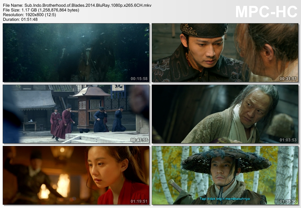 Screenshots Download Film Gratis Xiu chun dao (2014) BluRay 1080p X265 HEVC 6CH Subtitle Indonesia MKV Nonton Film Gratis Free Full Movie Streaming