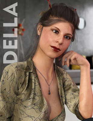 Della for Genesis 3 Female