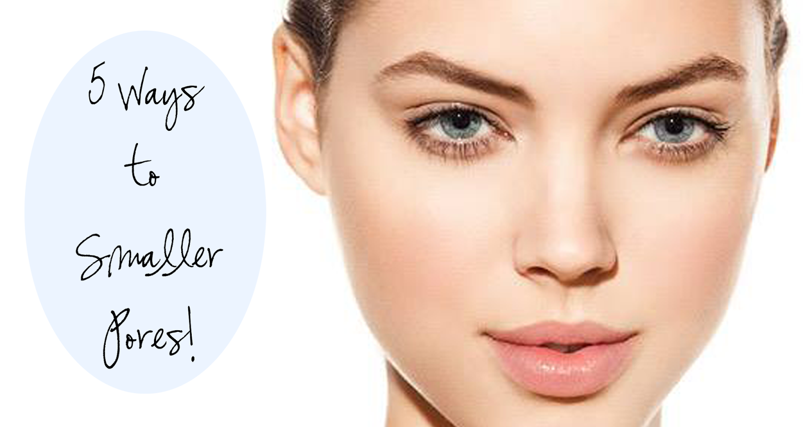 How to make your nose look smaller without makeup