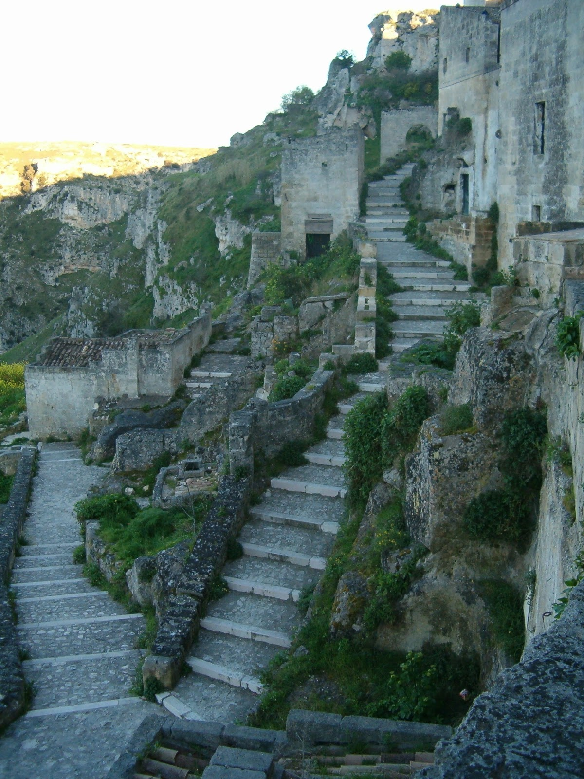 sassi di matera italy the oldest city