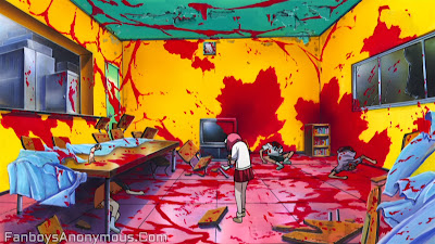 Elfen Lied Subbed Episode 1