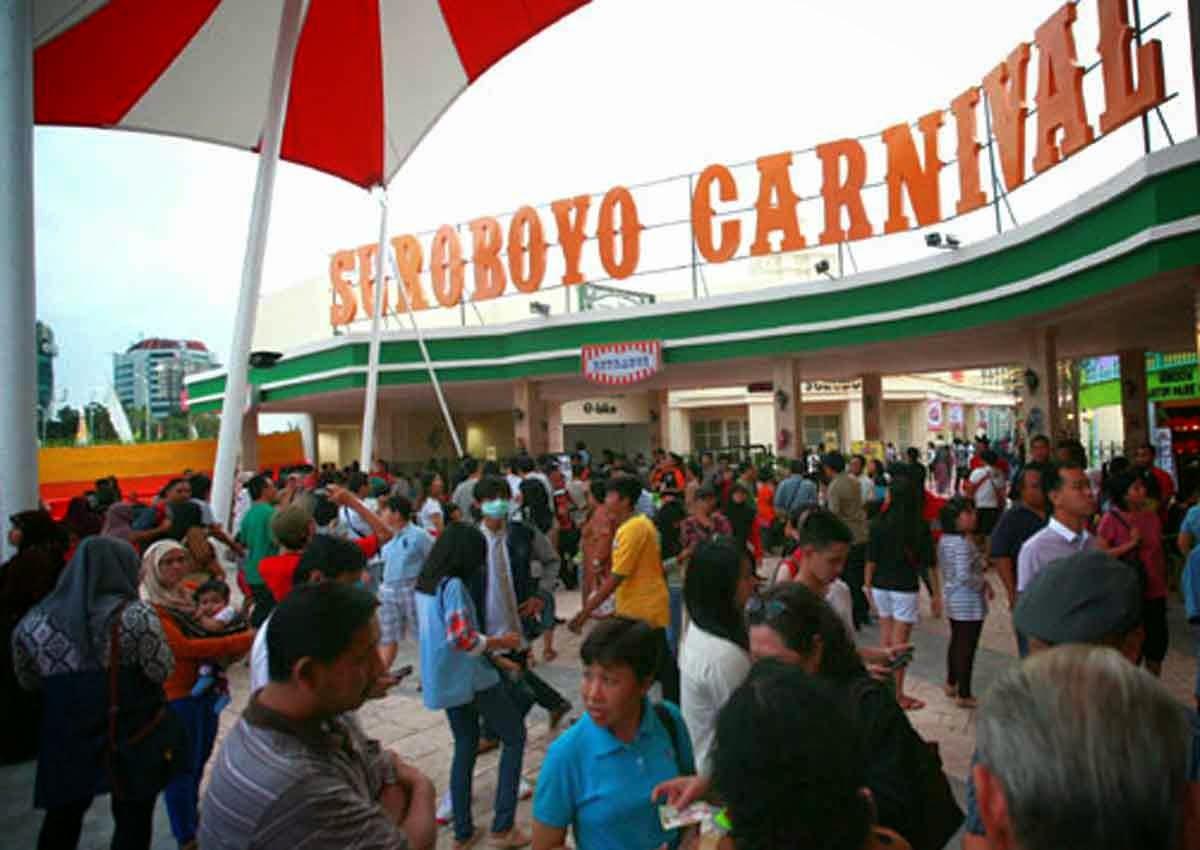 Harga Tiket Suroboyo Carnival