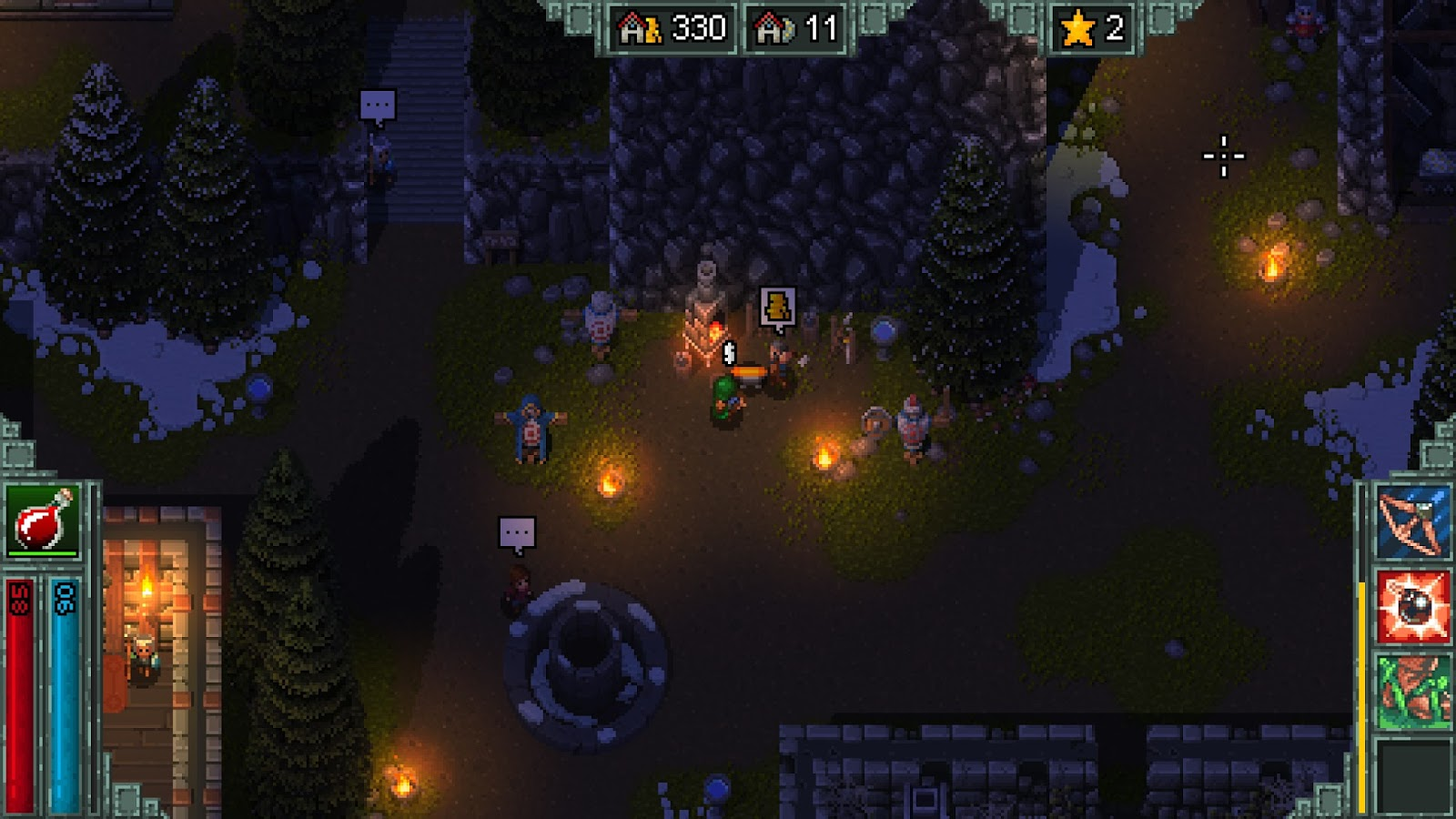Review - HEROES OF HAMMERWATCH - Hammered by the grind