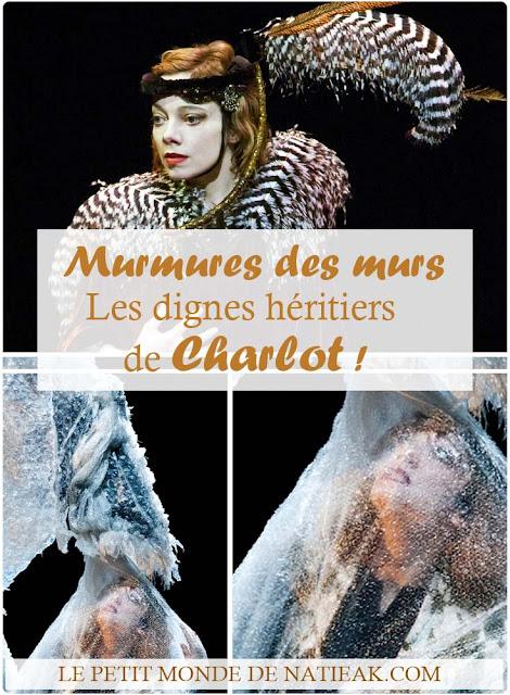 Murmures des murs avec Victoria Thierrée Chaplin