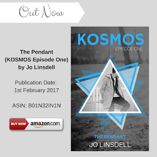 #OutNow The Pendant (KOSMOS Episode 1) by @jolinsdell http://amzn.to/2kEVxBJ #NewRelease