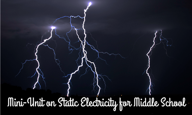 Static Electricity Hands-On Experiments for Upper Elementary and Middle School