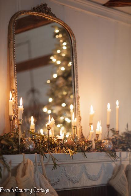 A peek at Christmas through the house - Holiday Housewalk