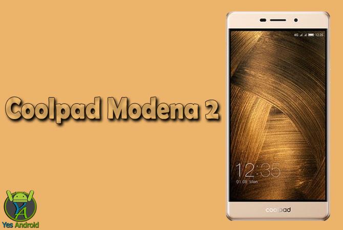 Coolpad Modena 2 Dual SIM TD-LTE Full Specs Datasheet