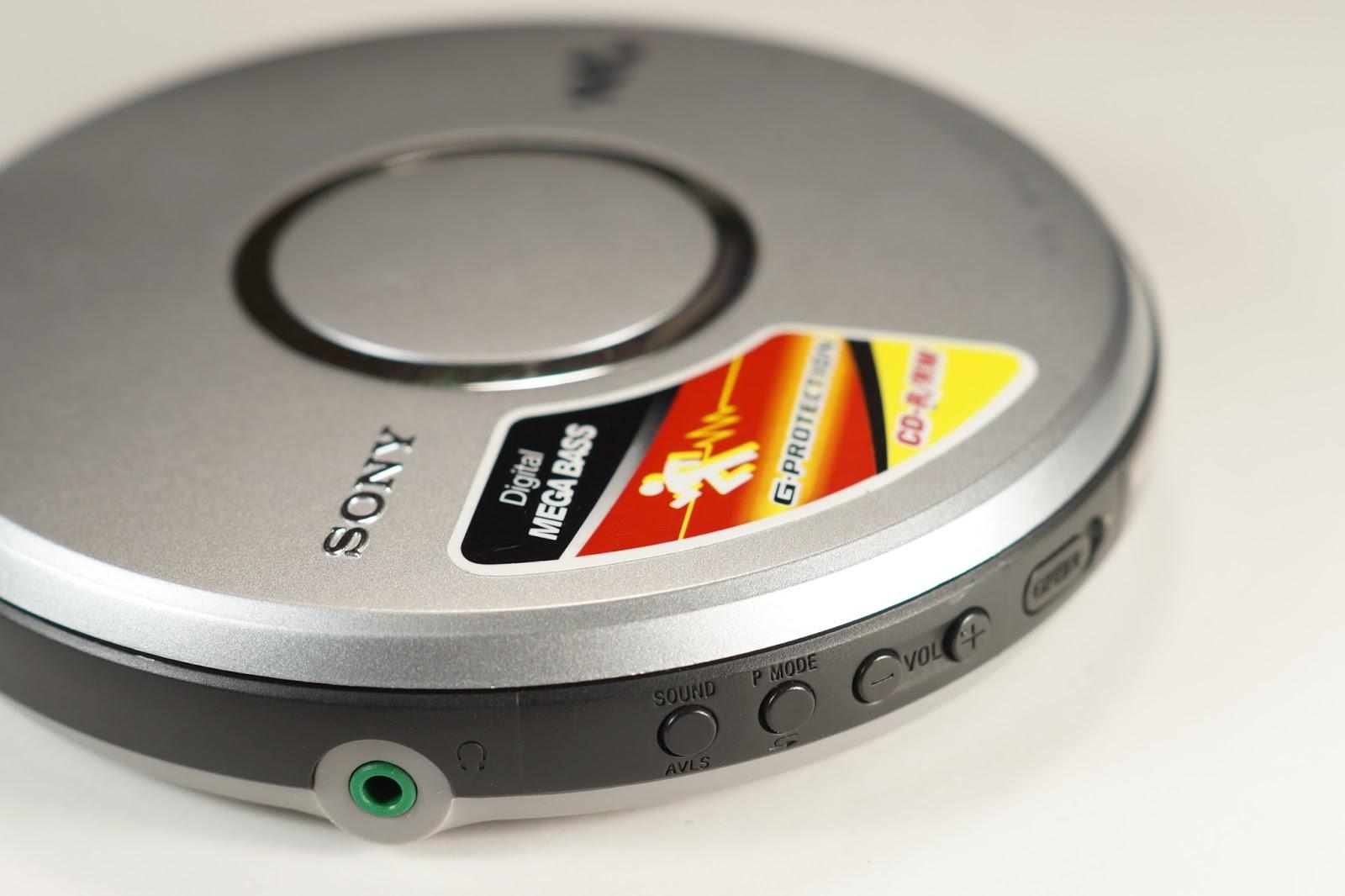 sony cd walkman d ej011 manual