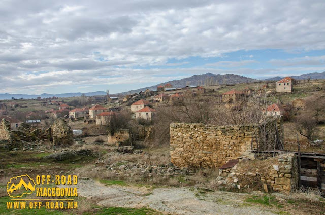 Chanishte village, #Mariovo, #Macedonia