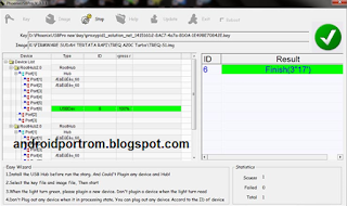 Cara Flash TREQ A20C Turbo via PC Mudah