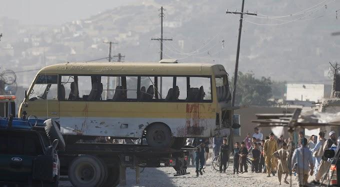 काबुलमा नेपाली सवार बसमा आत्मघाती बम बिस्फोट, १४ नेपाली को मृत्यु, ५ घाइते