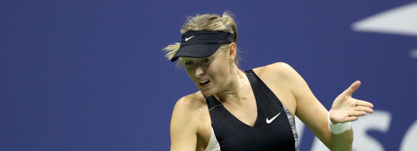 Sharapova: 'I Thrive Playing Under The New York Lights'
