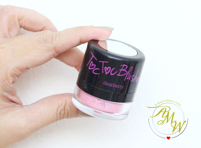 a photo of Dearberry Toc Toc Blusher in Marshmallow Bunny