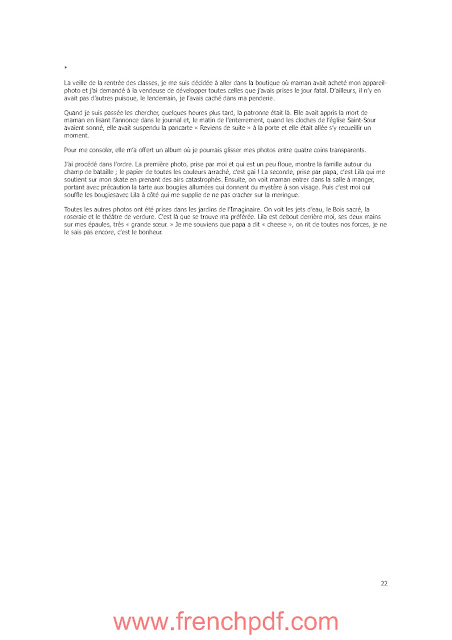 Roman: La lanterne des morts de Janine Boissard PDF Gratuit