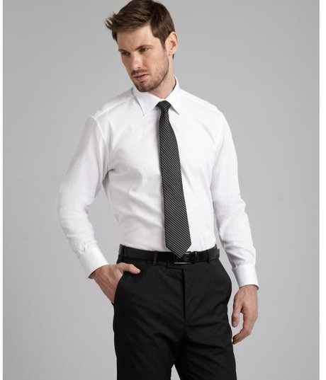 Men Can Wear Cotton Dress Shirts As They Are Made Of 100 Fabric Allow The Ultimate Comfort And Softness Throughout A Day