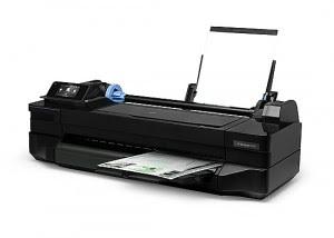 HP Designjet T120 e Printer Driver Download