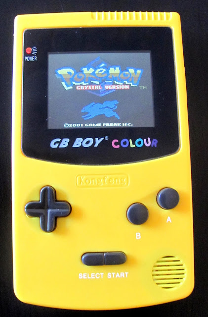 GB Boy Colour Screen