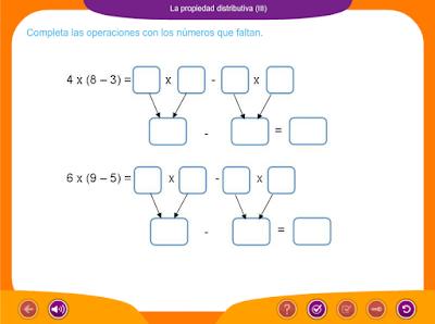 http://www.ceiploreto.es/sugerencias/juegos_educativos_3/4/6_Propiedad_distributiva_III/index.html