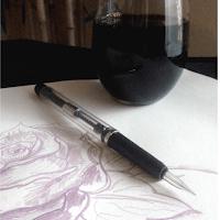Un stylo qui permet d'écrire avec n'importe quel liquide