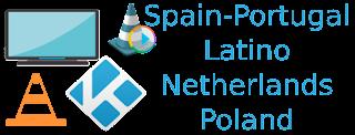 Spain DCINE Portugal SIC NPO NL Latino Polska