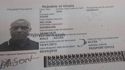 Ghana investigates passports issued to kidnapper Evans and his family; Promise to deal with issuer