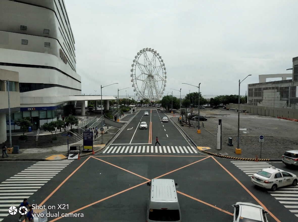 Vivo X21 Main Cameras Sample - Outdoor, MOA Eye, Noon