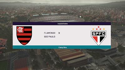 PES 2019 Scoreboard Premiere FC Brasileiro 2019 by Eskpist