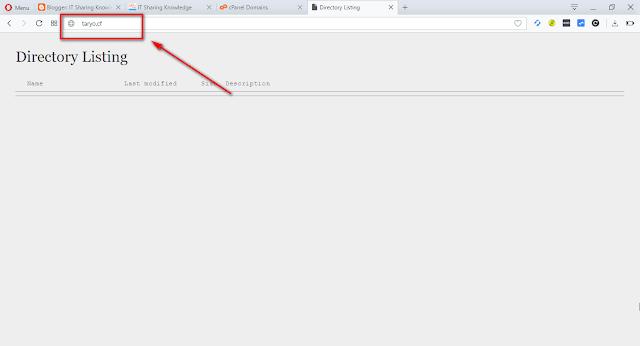 Langkah mudah menggabungkan Domain Gratis Freenom  dengan Hosting Gratis di ByetHost Step by Step