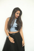 Santoshi Sharma Stills At HBD Movie Pre Release Event 01