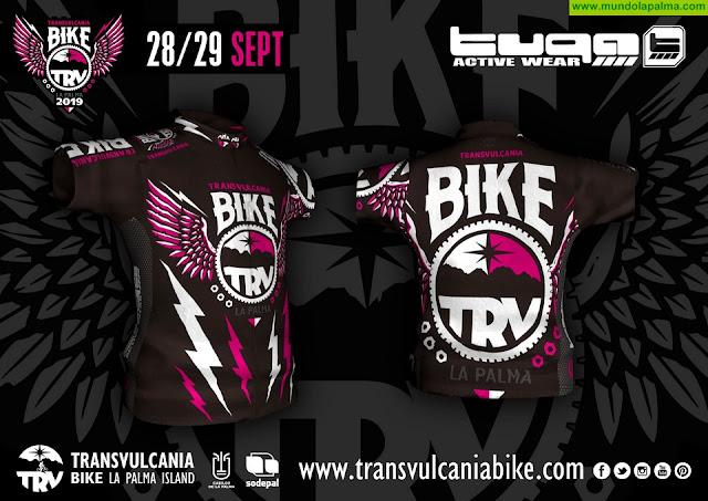 Tuga vuelve a vestir de gala a La Transvulcania Bike