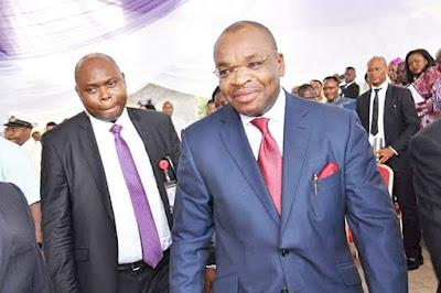 governor Udom escape death