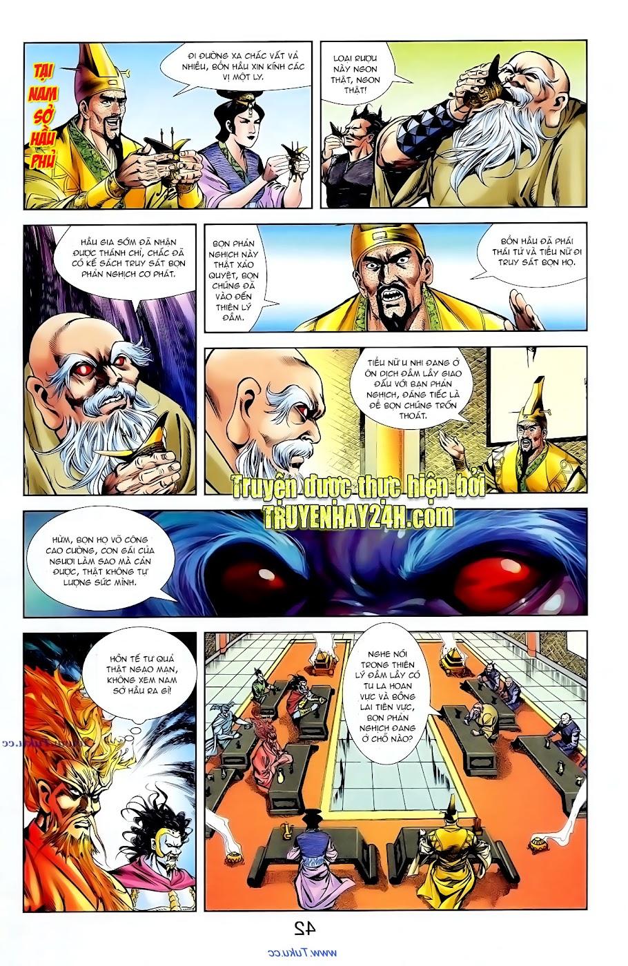Cơ Phát Khai Chu Bản chapter 96 trang 26