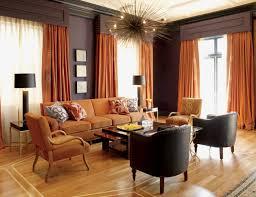 sala color chocolate marrón