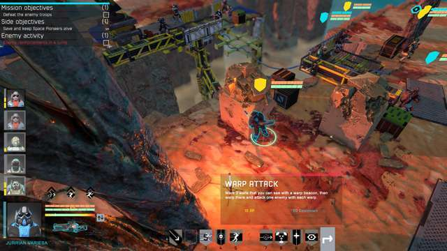 Shock Tactics PC Full Español