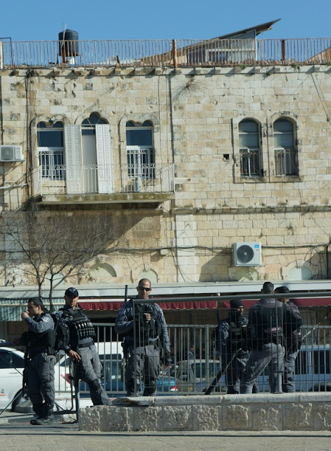 É seguro viajar por Israel?