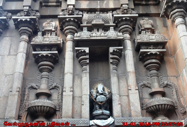 South Indian Temple Architecture Chennai