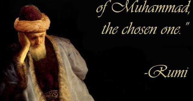 50 Sajak Terbaik Jalaluddin Rumi Aenze Blog