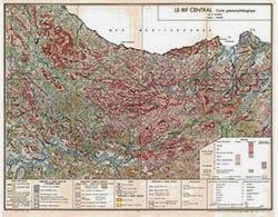 الخريطة الجيومورفولوجية للريف  Carte Géomorphologique du Rif الخريطة الجيومورفولوجية لجبل خزانة Carte Géomorphologique de Jbel Khesana  الخريطة الجيومورفولوجية لكتامة (صنهاجة الصراير Carte Géomorphologique de Ketama (Senhaja Srair