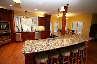 Modernas cocinas de lujo en el 2012 decoracion de salones for Cocinas integrales modernas de lujo