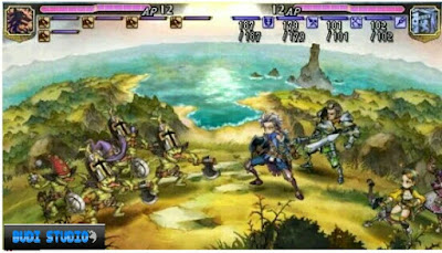 Grand Knights History 3 PPSSPP PSP
