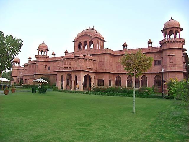 Lalgarh Palacein