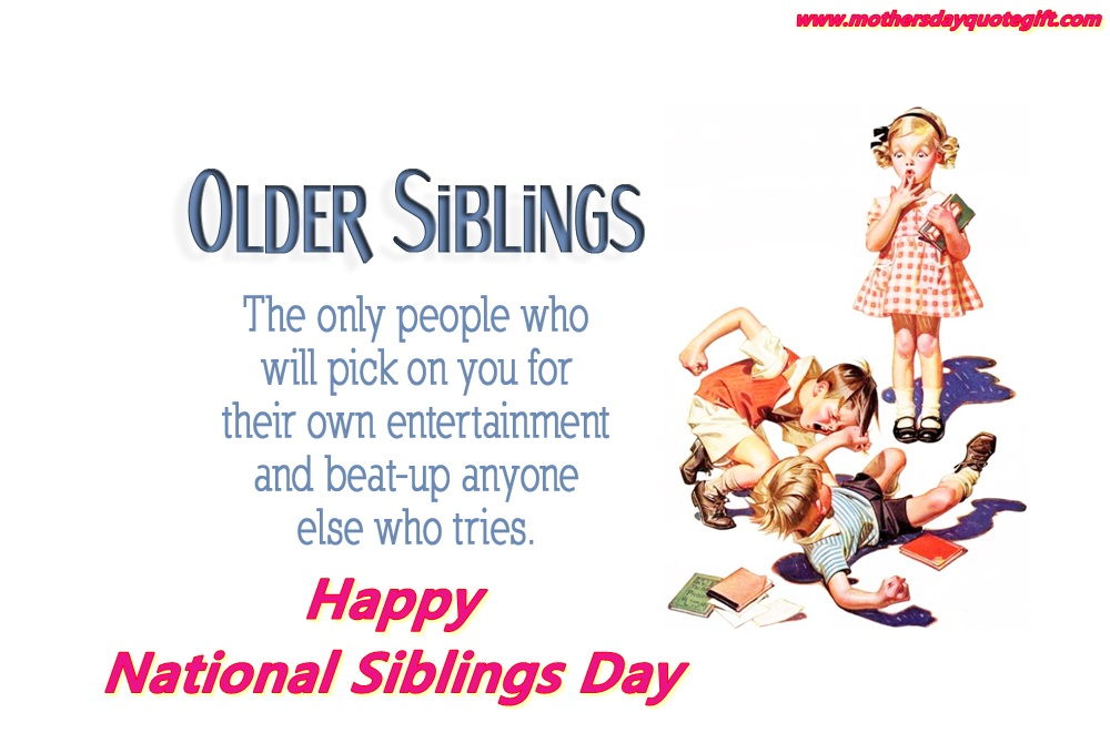 national siblings day latest news images and photos crypticimages