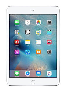 iPad 4 Mini-64gb-white