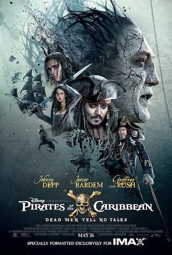 Pirates of the Caribbean Dead Men Tell No Tales 2017 Full Movie Download