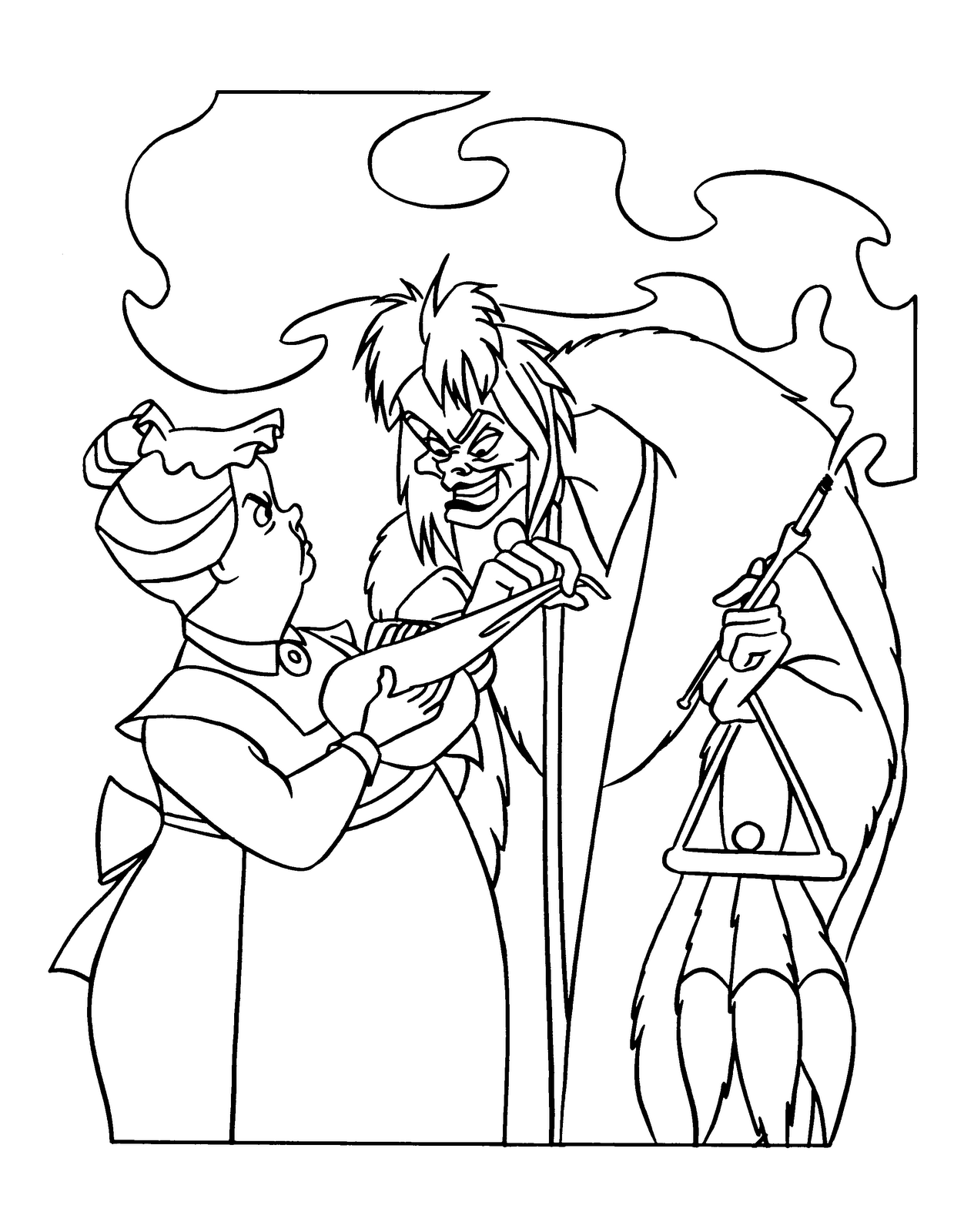 101 coloring pages - disney coloring pages