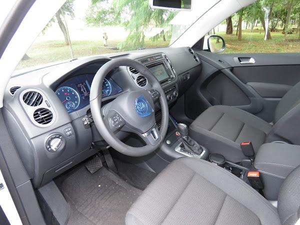 Volkswagen Tiguan 2017 - interior