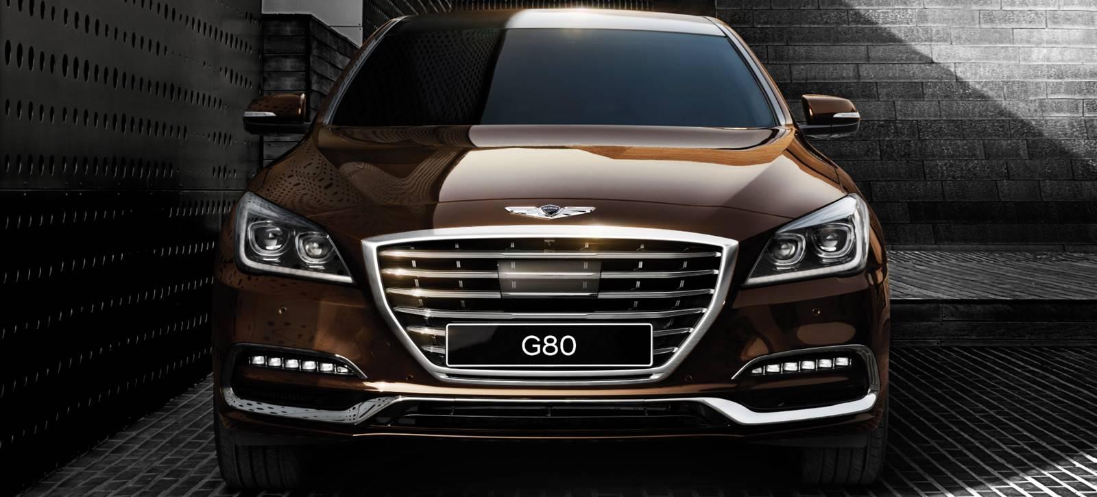 genesis g80 um hyundai para enfrentar classe e e a6 car blog br. Black Bedroom Furniture Sets. Home Design Ideas