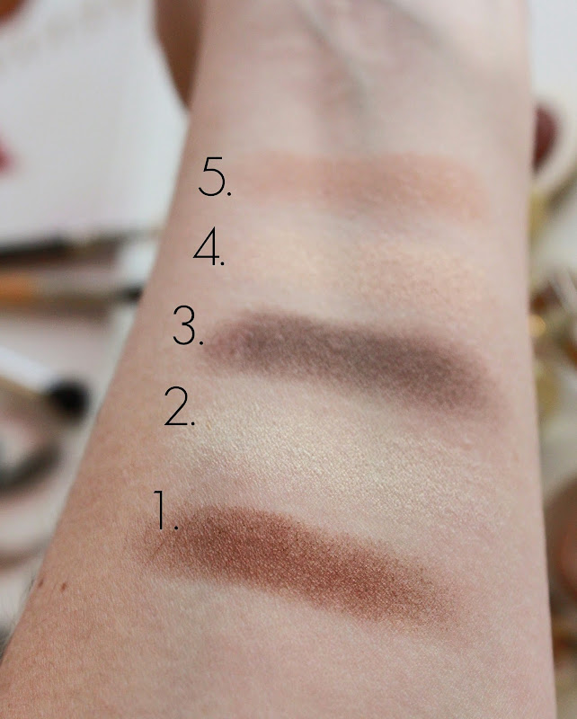 Milani Eyeshadow Swatches